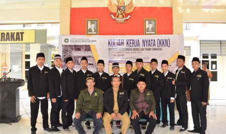 Pelepasan Mahasiswa KKN 2018 INKAFA