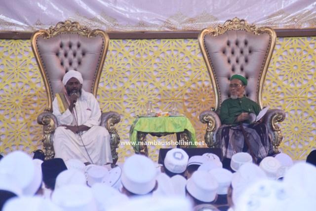 Kuliah Umum Bersama Syeh Awwad Image