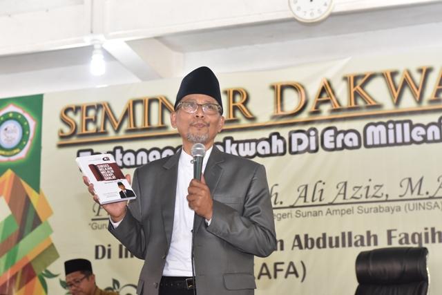 Seminar Dakwah Bersama Prof. Moh Ali Aziz Image