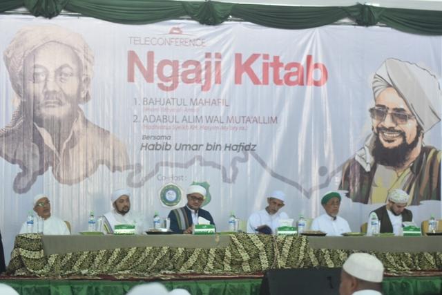 Ngaji Kitab Teleconference Bersama Habib Umar bin Hafidh Image