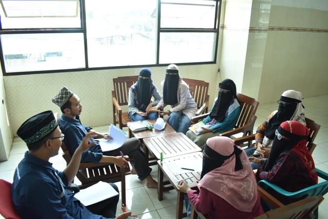 Pelatihan Jurnalistik Mahasiswa Inkafa oleh Al-fikrah Image