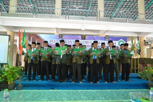 Pelantikan Pengurus BEM Inkafa Tahun Akademik 2016-2017 Image