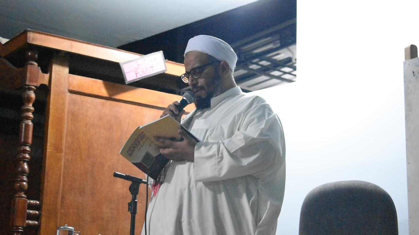 Kuliah Umum Bersama Habib Abdurrahman Asseghaf Image